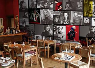 Gambar hiasan dinding cafe kekinian, keren, sederhana, minimalis