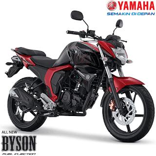Kredit Motor Yamaha Byson FI New Injection