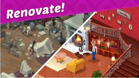Homescapes Mod Apk 2.1.1.900 Update (Unlimited Stars)