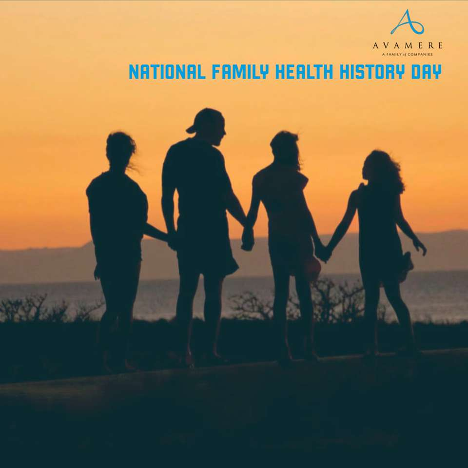 National Family Health History Day Wishes Images download