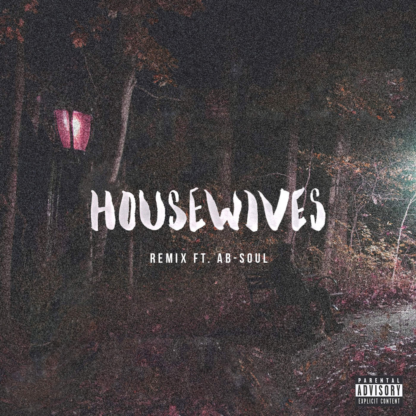 Bas - Housewives (Remix) [feat. Ab-Soul] - Single Cover