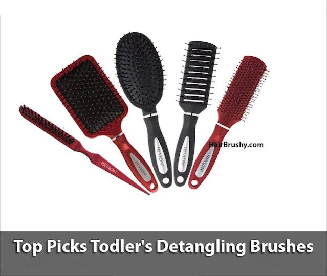 Toddler Hair Brush For Curly Hair