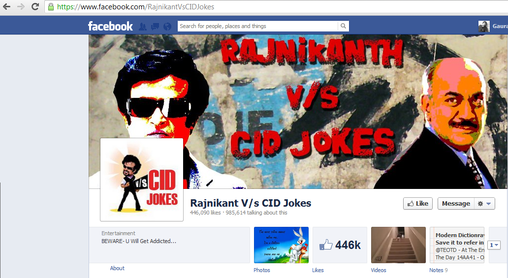 Image result for rajnikant vs cid jokes memes