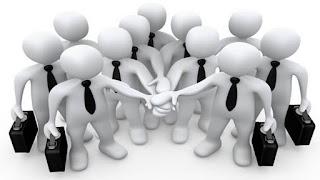 موضوع تعبير عن التعاون واهميته بالعناصر والافكار