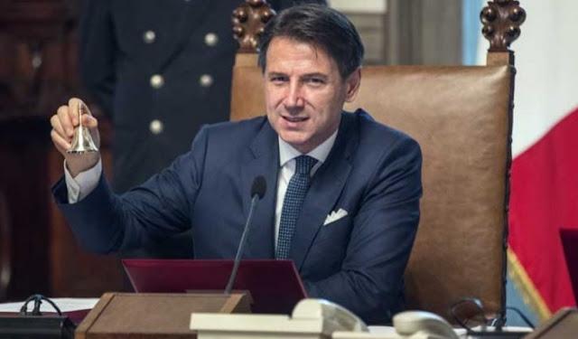"""اليوم..الحكومة الإيطالية الجديدة برئاسة """"جوزيبي كونتي"""" تواجه تصويتا مشوقا على الثقة في البرلمان"""