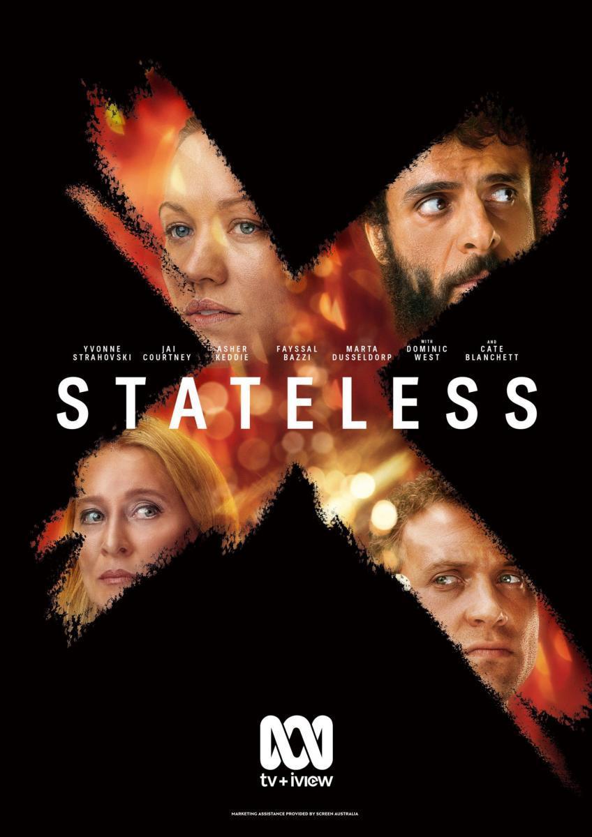 Stateless Temporada 1 Completa 720p Dual Latino-Ingles