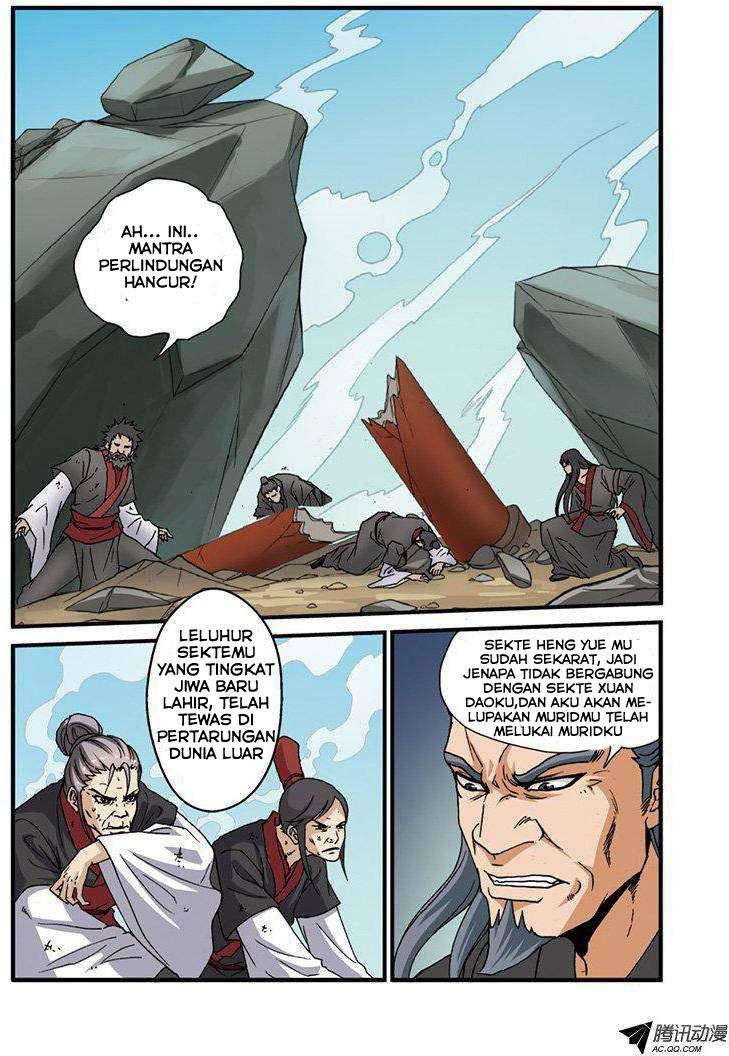 Dilarang COPAS - situs resmi www.mangacanblog.com - Komik xian ni 029 - chapter 29 30 Indonesia xian ni 029 - chapter 29 Terbaru 16|Baca Manga Komik Indonesia|Mangacan