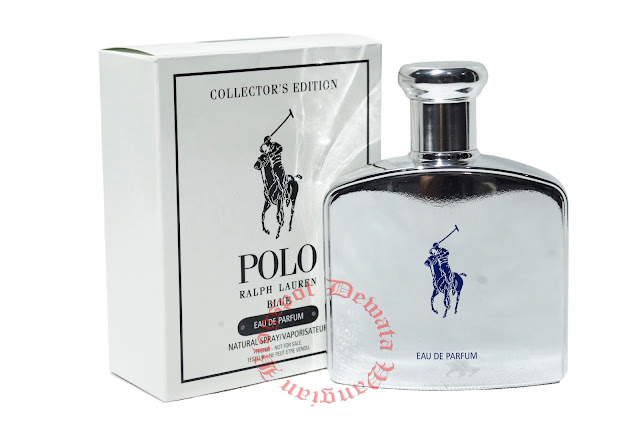 RALPH LAUREN Polo Blue Edp Collector's Edition