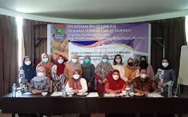 Dinas Perikanan Kab. Tangerang Gelar Pelatihan Diversifikasi Olahan Ikan Bernilai Tambah
