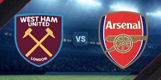 مشاهدة مباراة ارسنال ضد ويست هام يونايتد 21-3-2021 بث مباشر في الدوري الانجليزي