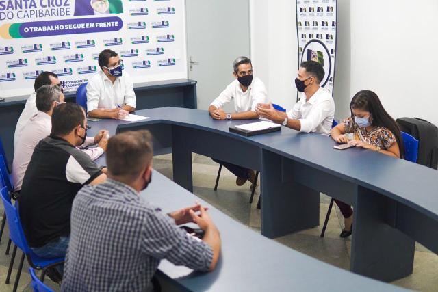 Fábio Aragão já definiu os nomes que irão compor a comissão de transição para seu governo