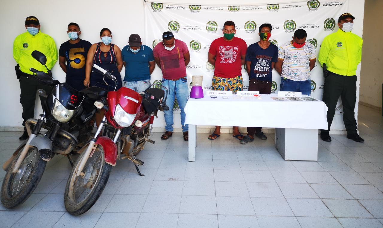 hoyennoticia.com, Tras las rejas 'Los Botánicos' de Chiriguaná