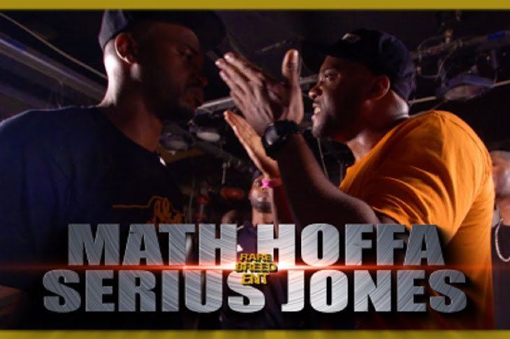 RBE Present: Math Hoffa vs Serius Jones
