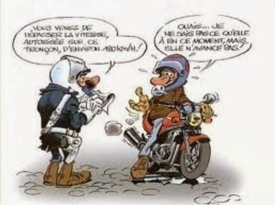 Club5a histoire dr le moto - Image drole de motard ...