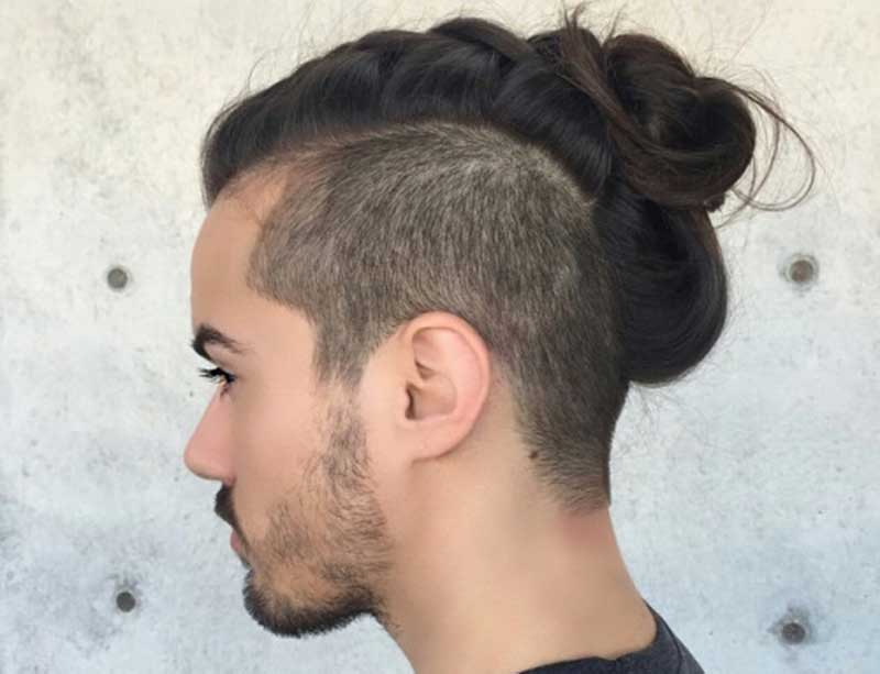 39 Best Man Bun Styles You Should Know Hair Problems