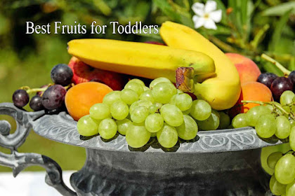 Best Fruits for Toddlers with a Lot of Nutrients