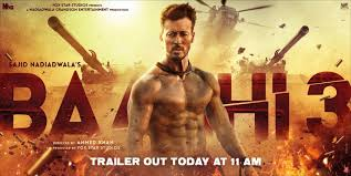 Baaghi 3 movie Free HD movie download