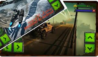 تحميل لعبة بندقية رايدر سباق مطلق النارGun Rider Racing Shooter مهكرة آخر إصدار للأندرويد