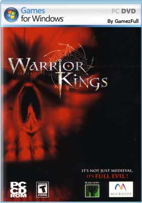 Warrior Kings (2002) PC [Full] Español [MEGA]