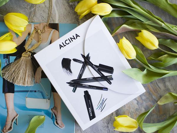 Alcina eye like – Kajalstifte für ultimativen Halt und Mascara für perfekten Wimpernaufschlag