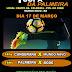 I Copa da Palmeira, no município de Mundo Novo-BA