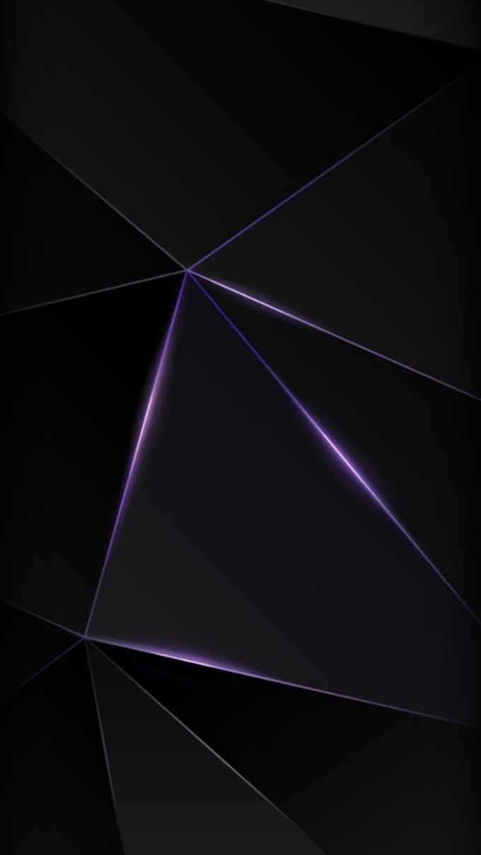 3D Abstrato Neon iPhone Wallpaper