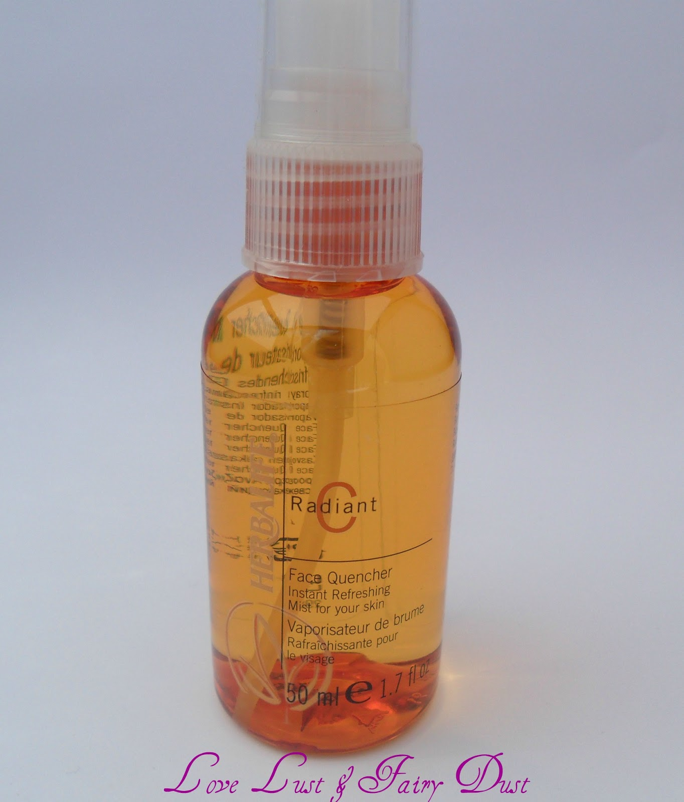 radiant c face quencher