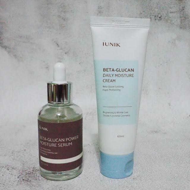 cara menjaga kelembapan kulit wajah dengan best moisture iunik