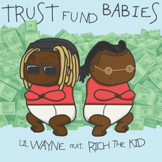 Lil Wayne/Rich the Kid - Trust Fund Babies Music Album Reviews