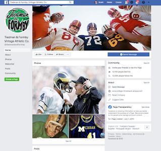 Craig Tiedman Facebook page circa 2015