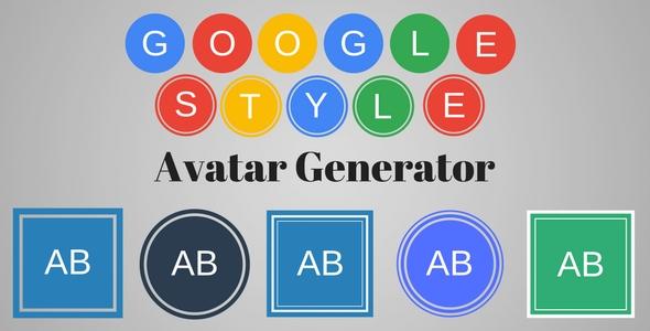 circle avatar generator