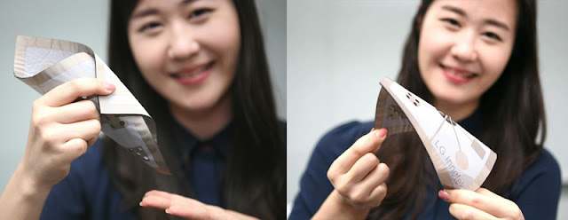LG Innotek Develops Flexible Textile Pressure Sensors