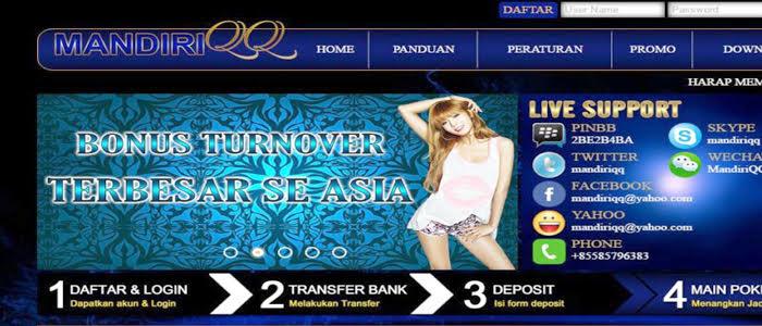 Mereview Situs Mandiriqq Agen Situs Poker Online Terpercaya 2019