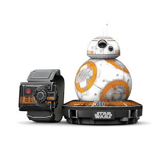 BB-8 Remote Control with Force Band, Starwars toys