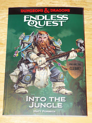 Endless Quest Into The Jungle