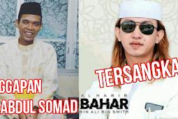 HABIB BAHAR JADI TERSANGKA, INILAH TANGGAPAN USTAD ABDUL SOMAD