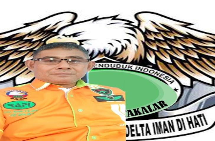 Inilah Struktur Organisasi RAPI Wilayah 07 Kabupaten Takalar Daerah 24 Sul - Sel