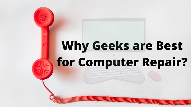 Why Geeks are Popular in USA when it comes to repair Computer?