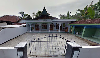 Masjid Dusun Gareng Kidul Hadiluwih Ngadirojo Pacitan