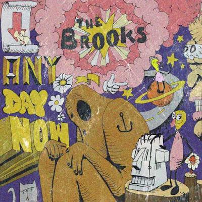 """The Brooks sort """"Any Day Now"""", un disque soul funk très réussi"""