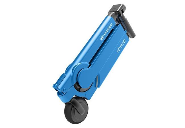 Tinuku Hyundai to mass-produce Ioniq electronic scooters