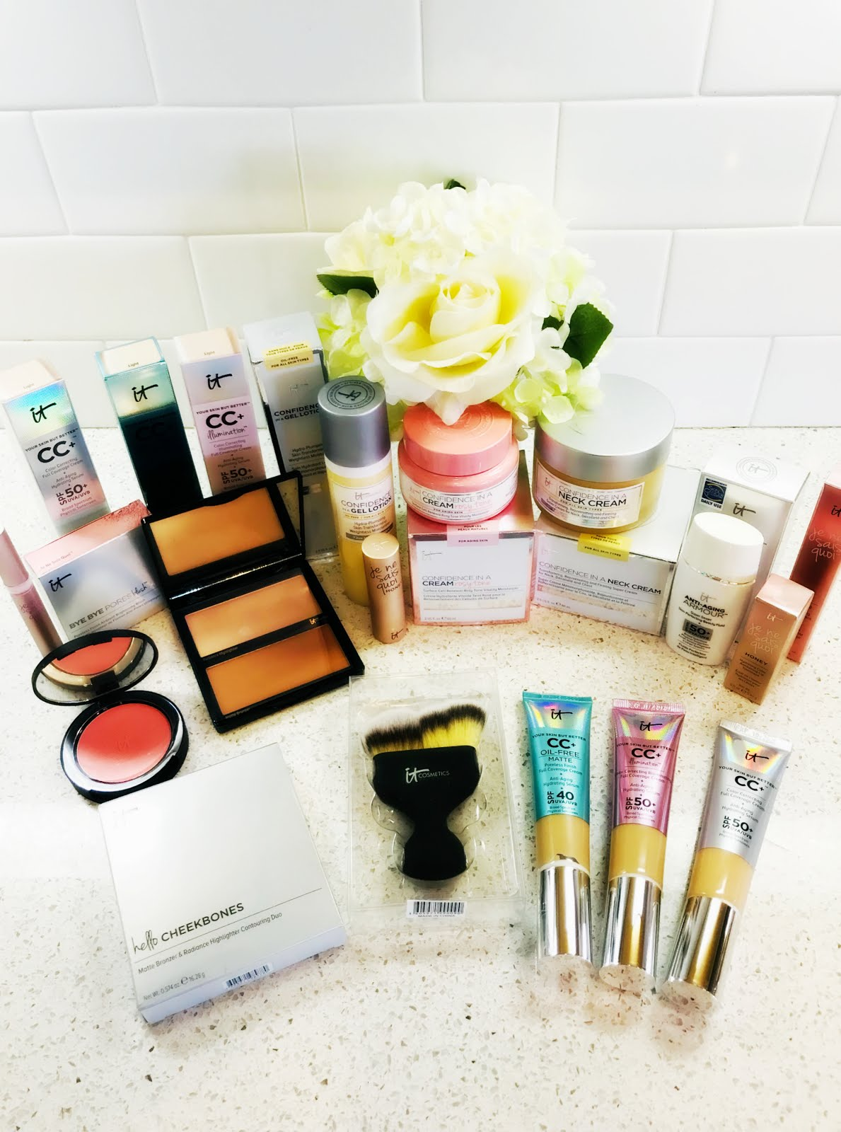 Perfect Your Beauty Routine this Spring with IT Cosmetics!