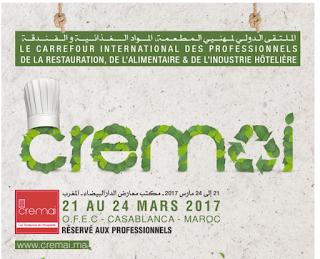 Sous le signe de l'écologie et de l'équité  Le rendez-vous incontournable des Professionnels de la Restauration et  des Métiers de Bouche est de retour à Casablanca