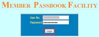 Download EPF Member Passbook using UAN