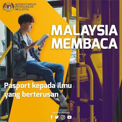 Malaysia Membaca: Selangkah Ke Arah Negara Maju Lagi Berjaya