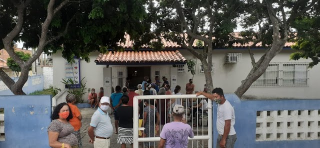 Denúncia: moradores de Inhambupe reclamam de falta de vacinas no município