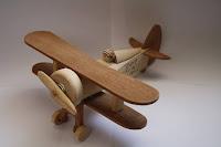 Juguetes de madera coleccionables