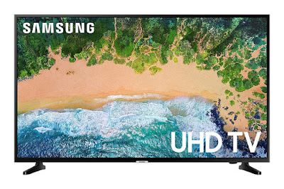 Samsung Electronics 4K Smart LED TV M.2018
