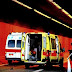 Εγνατία Οδός -Ιωάννινα :Σύγκρουση  φορτηγών στη σήραγγα Βοτονοσίου Διακοπή κυκλοφορίας