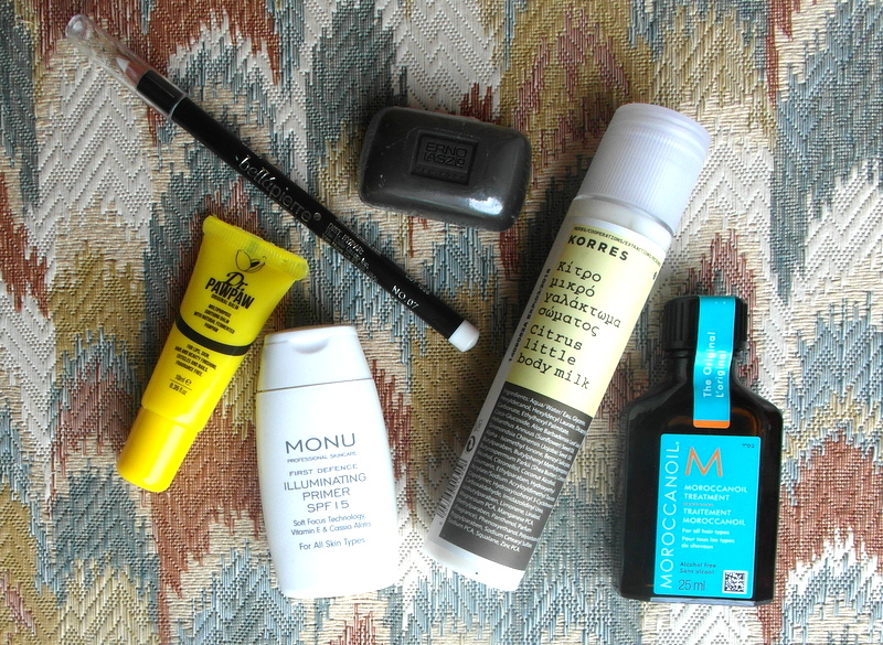 One Little Vice Beauty Box: Look Fantastic Beauty Box Contents
